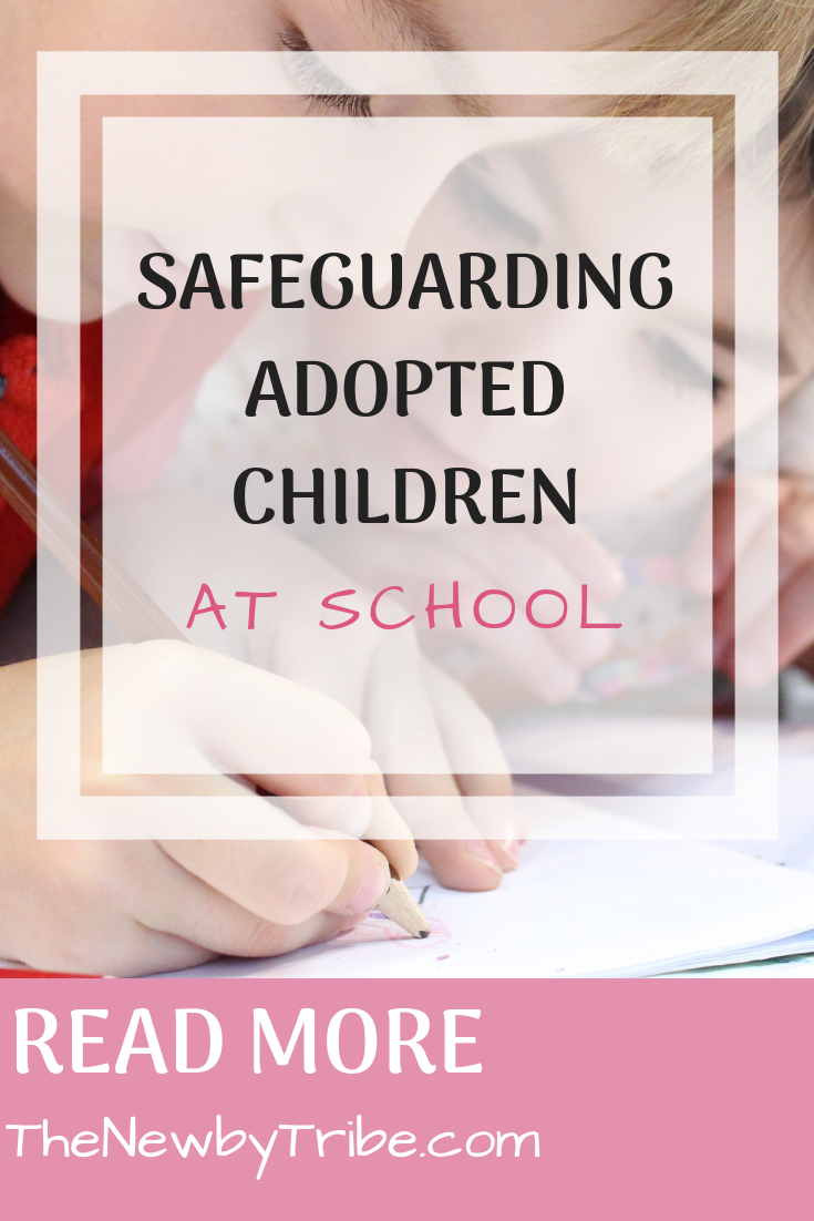 Pinnable image for Safeguarding Adopted Children At School