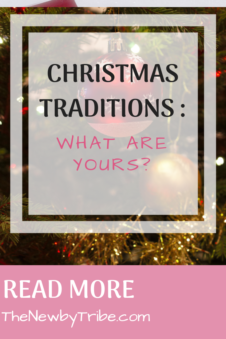Pinnable image for Christmas Traditions _ What Are Yours_