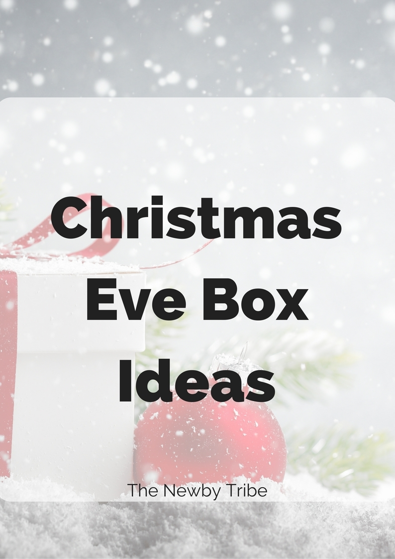 Are you wondering what to put in this year's Christmas Eve Box? Click through for some great ideas, guaranteed to add magical memories to your Christmas!