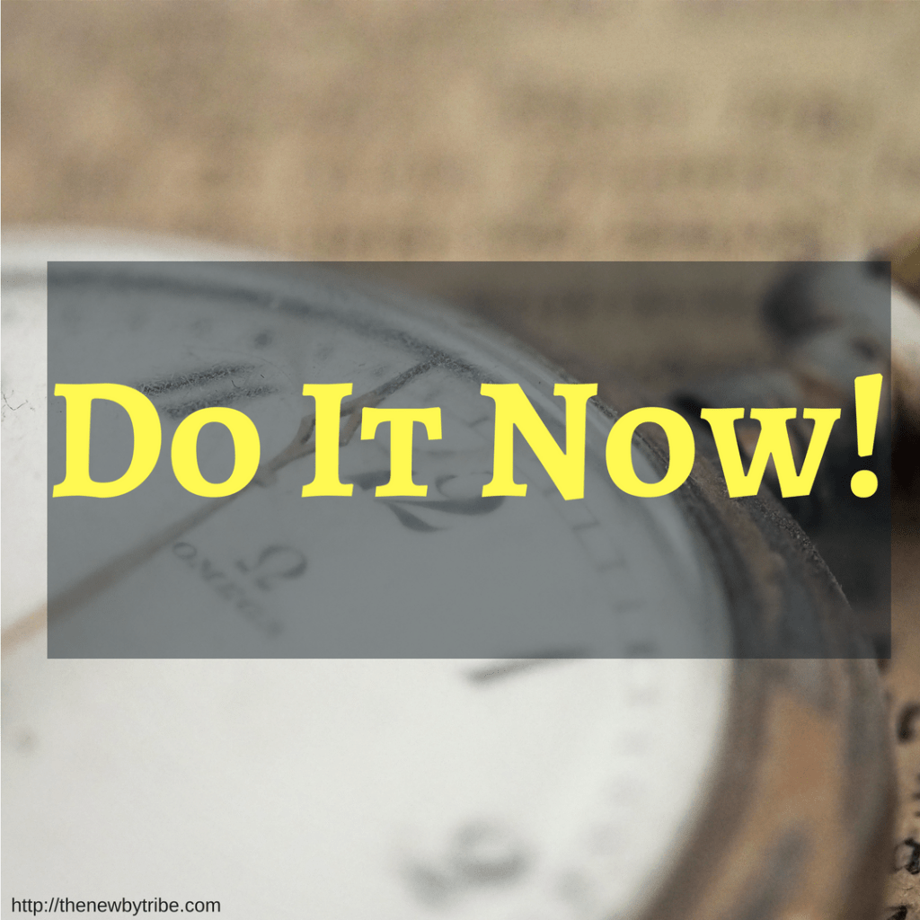Do It Now : Life More Organised