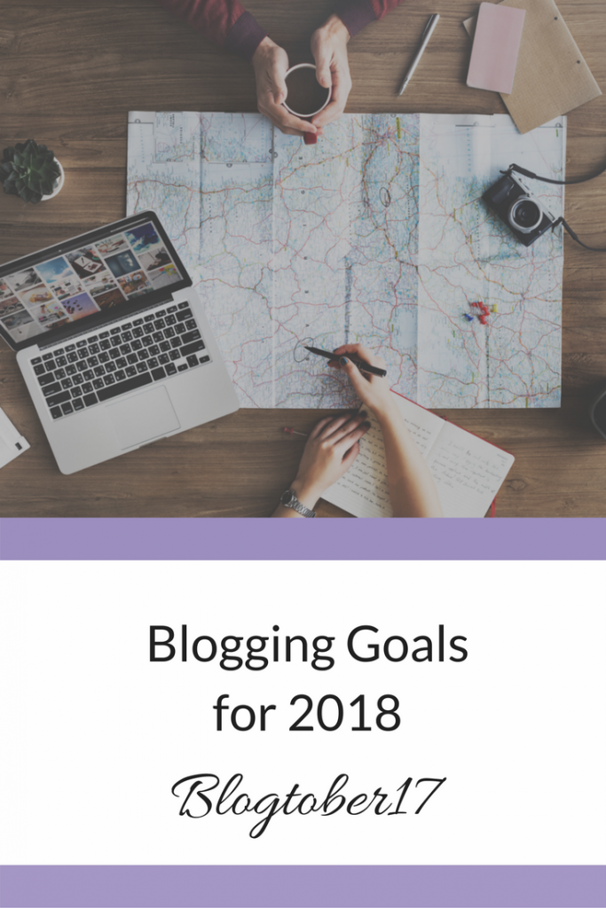 Running a blog as a business is a lot of fun but also a huge amount of work. It's always a good idea to have goals in mind, so here are The Newby Tribe's blogging goals for 2018.