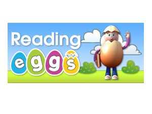 Some of the best educational websites for kids, including Reading Eggs.