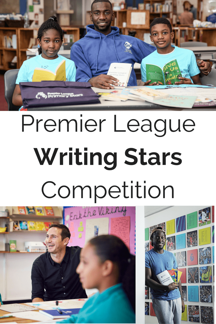 Getting our children to write can sometimes feel like an uphill battle. But what if there was a way to engage and enthuse them so much that they want to write all the time? The Premier League Writing Stars competition is just the thing.  Click through to find out more and how to enter!