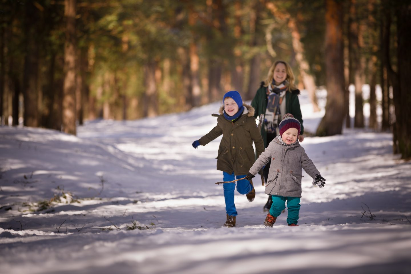 On the Tenth Day of Christmas – Outside Fun At Christmas