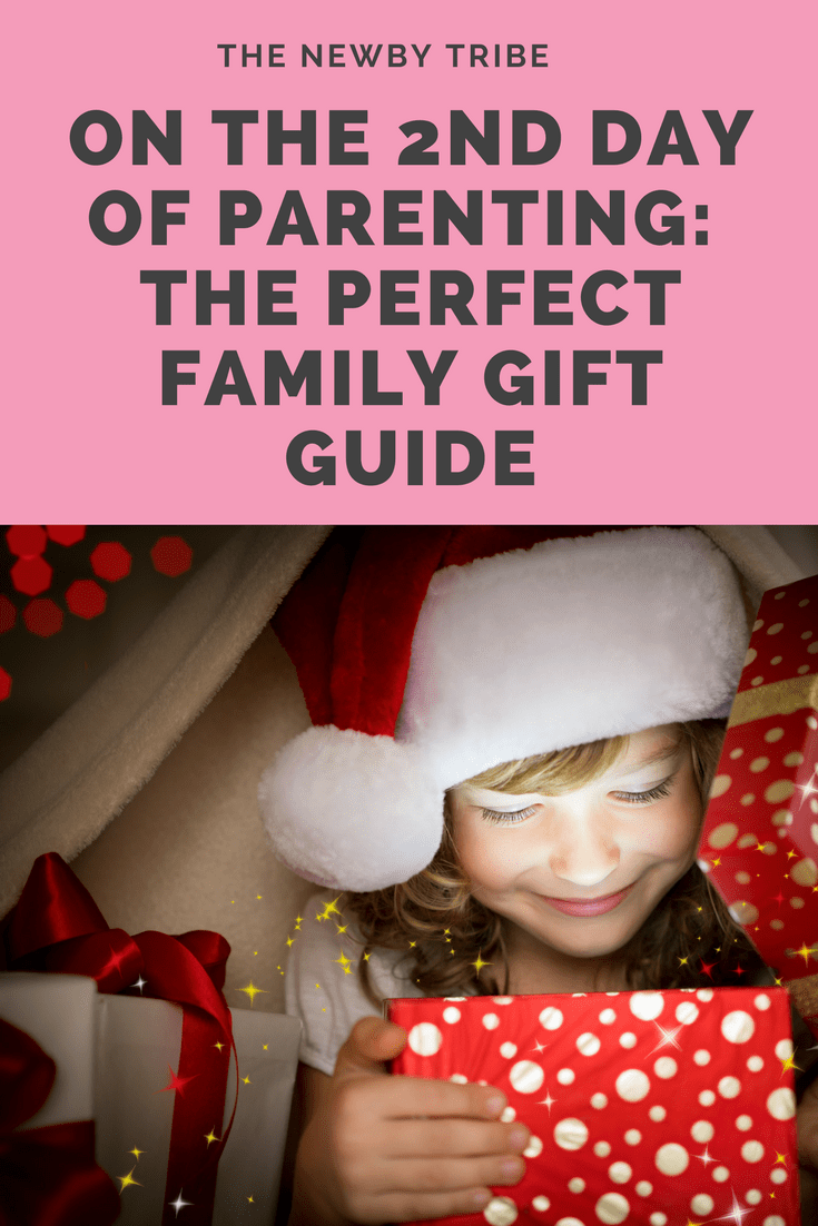 Still wondering what on earth to buy the family this year? Don't worry - we've got the perfect family gift guide right here to help!