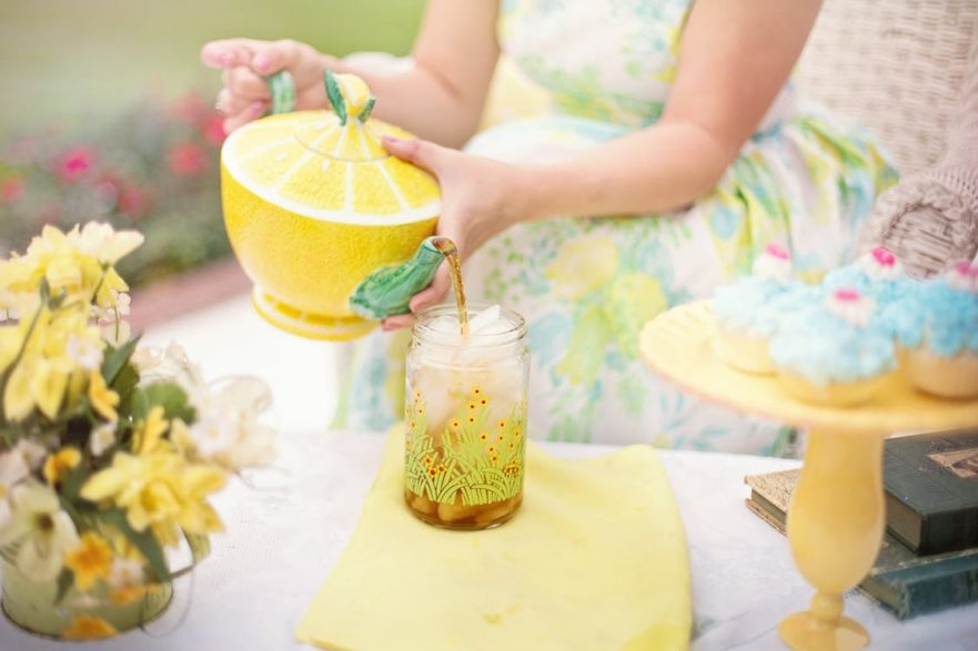 Outdoor birthday party ideas
