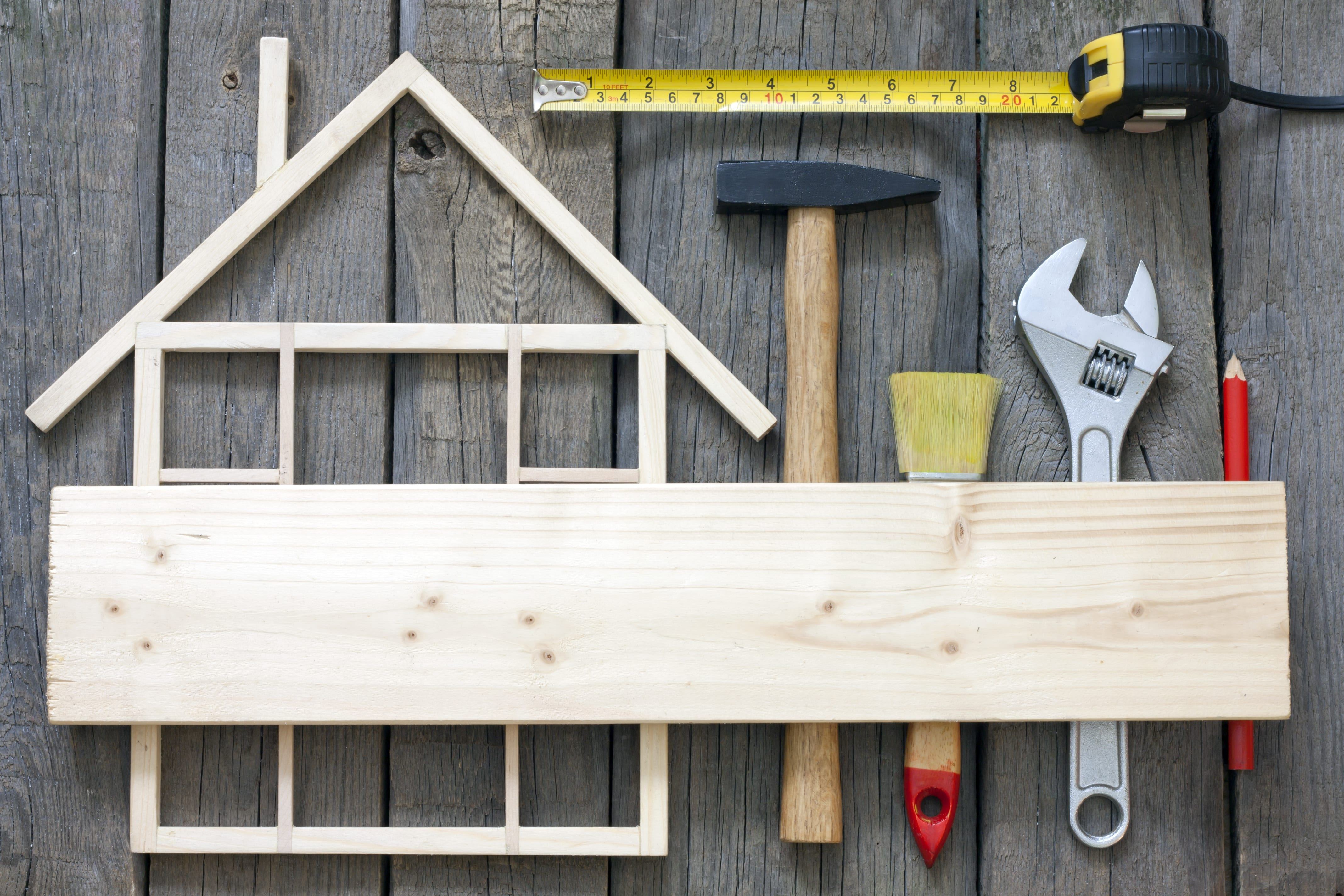 4 Must Have Home Improvement Ideas