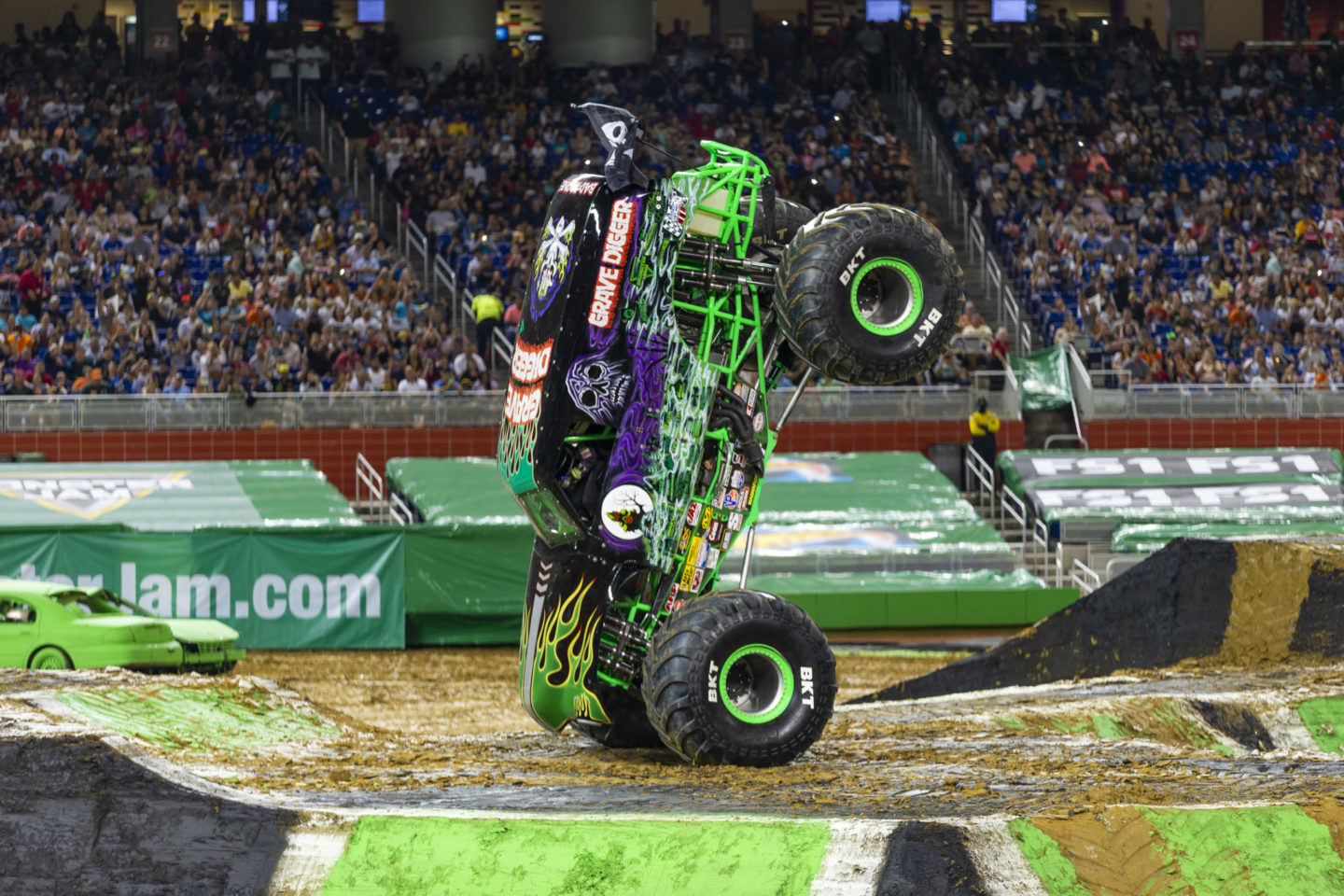 Monster Jam is Coming To Coventry! - The Newby Tribe